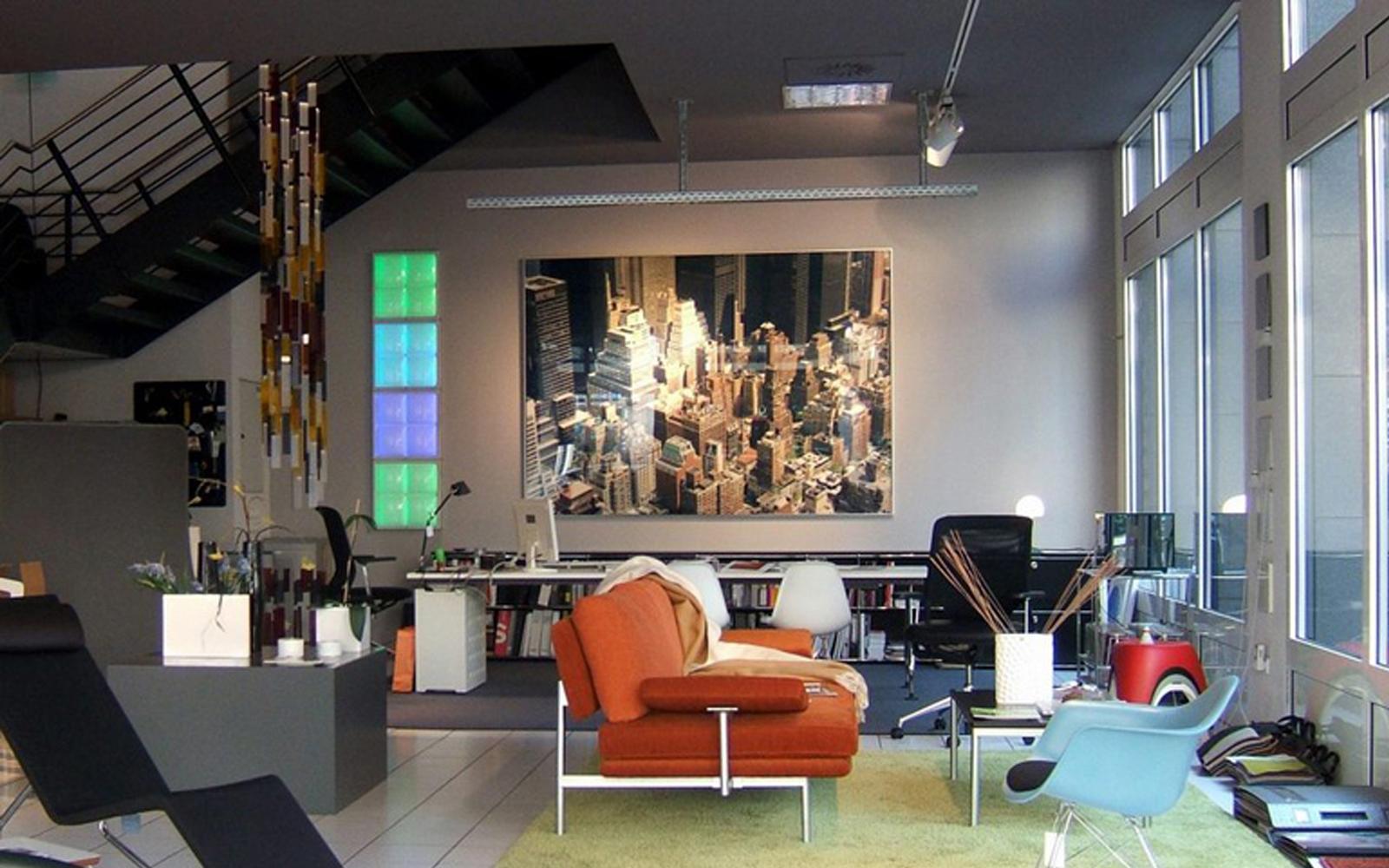 Wohndesign Officedesign Werner Enzmann